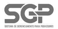 Logo marca do sgp